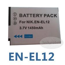 Battery For NIKON EN-EL12 CoolPix A900 S6150 S1000pj S710 S630 S600 S610c S700