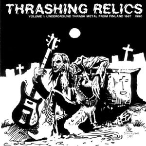 V/A - Thrashing Relics Vol. 1, 1987-1990, CD