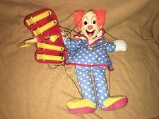 Knickerbocker BOZO Clown Marionette Puppet 1962 Capitol Records Japan Controller