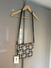 Orla Kiely Sycamore Seed Travel Pouch / Cross Body Bag Brand New  RRP £110.00