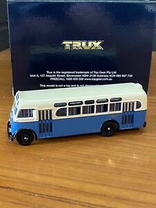 Trux 1:76 Scale Diecast 1952 Leyland Tiger OPS2 Single Deck Bus Route 487 #TX7