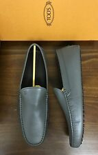 $595 TOD'S **Current season** Drivers sz 9.5/10.5us Italy Loafers Driving Shoes