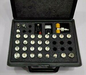 Pomona Electronic RF/Coaxial Maxi 5748 Universal Adapter Kit