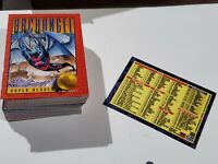 1993 X-MEN SERIES 2 COMPLETE TRADING CARD SET