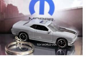 Custom Key chain Dodge Challenger SRT