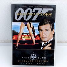 SÓLO PARA SUS OJOS ( FOR YOUR EYES ONLY ) - 007 JAMES BOND - DVD - ROGER MOORE