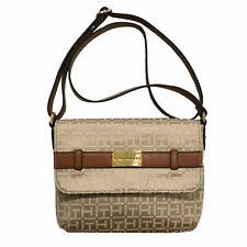 Tommy Hilfiger Womens Messenger Xbody Bag Shoulder Purse