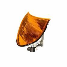 TYC Left Turn Signal Blinker Corner Light Lamp Yellow Lens For BMW 3 2DR 00-01