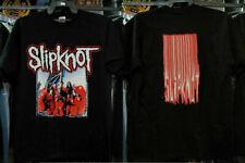 NEW RARE SLIPKNOT 2000 Band T-Shirt Men's Black T-Shirt