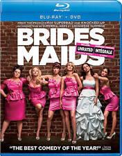 Bridesmaids (Blu-ray/DVD, 2014, 2-Disc Set, Canadian) Slightly Used