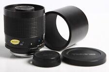 Tokina RMC 8/500 Spiegeltele Lens Nikon AI