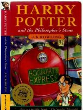 HARRY POTTER AND THE PHILOSOPHER'S STONE - J.K.ROWLING (1st/3rd Ed. PB 1997)