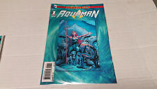 Aquaman: Futures End # 1 3D Lenticular Motion Cover (DC, 2014)