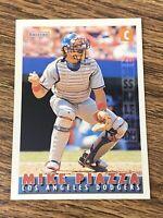 Vintage 1995 Topps Bazooka #77 MIKE PIAZZA LA Dodgers NY Mets C HOF RARE NrMt/Mt