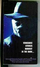 DARKMAN II, pulp hero crime movie on VHS video cassette tape in fold out box