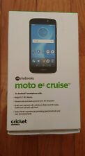 Motorola moto e⁵ cruise - 16GB - Navy (Cricket Wireless ONLY)