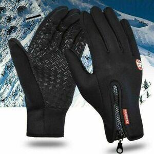 Winter Gloves – Unisex Premium Waterproof Touchscreen Winter Gloves