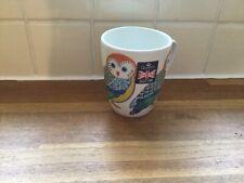 More details for queens paradise birds owl mug.