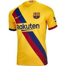 NIKE FC BARCELONA Football Shirt Youth XL Soccer Jersey New With Tags!!