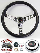 "1974-1986 Suburban GMC pickup Jimmy steering wheel CLASSIC CHROME 13 1/2"" Grant"