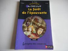 LA FORET DE L'EPOUVANTE / CM2 à la 6e / 10.11 ANS - NATHAN