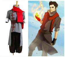 HOT! Avatar The Legend of Korra Mako Cosplay Costume Custom Made