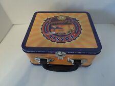 Vintage Fossil Pocket Watch 00467/10000 1998 Express Collectors Club LE-9492 NIB