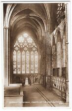 Durham Cathedral, Chapel of The 9 Altars RP PPC, Unposted, by Valentines