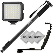 "Opteka 72"" Monopod - Flash Bracket and Video Light for Cameras & Camco"