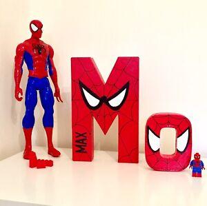 Childrens personalised letters. *Any Superhero. Avengers Spiderman Marvel  boys