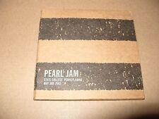 Pearl Jam State College Pennsylvania May 3rd 2003 3 cd digipak Ex/Nr Mint