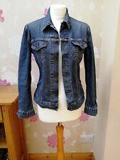 Womens girls Levi's Denim Jacket Size M Blue excellent condition 70590