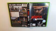ESPN Major League Baseball - Original Xbox Game