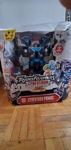 Transformers Cybertron Metroplex  - 3 Modes - 2005