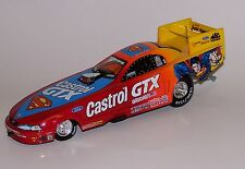 John Force 1:24 Action 1999 Ford Mustang Funny Car #1 Castrol / Superman