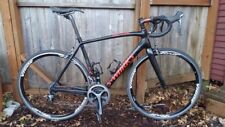 2014 Specialized S-Works Tarmac SL-4 Carbon Fiber Power Meter Rolf Vigor Wheels