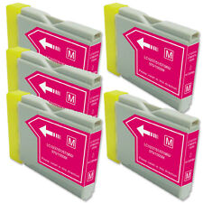 5 MAGENTA Replacement Ink for Brother LC51 AIO MFC 230C 240C 440CN 465CN 3360C