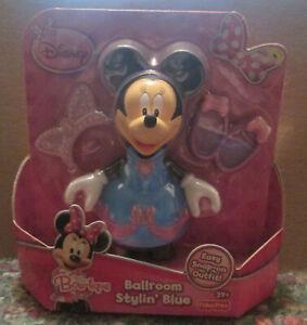 Disney Minnie Mouse Bow-tique Ballroom Stylin'