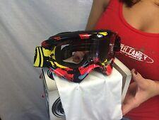 Dragon MDX Camo Disrupt Goggles Clear Lens Atv Motocross MX BMX goggle