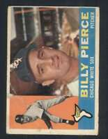 1960 Topps #150 Billy Pierce G White Sox 45126