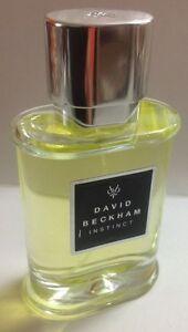 David Beckham Instinct By Beckham For Men Edt Spray 1.7 fl Oz / 50 ML No Box NEW