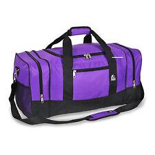 Everest Luggage Sporty Gear Bag - Purple