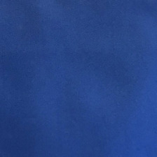 Royal Blue Fabric Outdoor Upholstery Fabric Waterproof 600 Denier Fabric 60 Wide