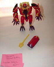 Transformers Prime LASERBACK  Beast Hunters  2012 complete nice  415