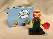 Lego Simpsons Series 2 Minifigure Groundskeeper Willie New Loose 71009