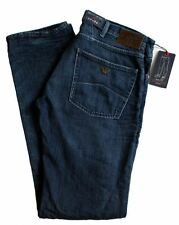 Indigo, Dark wash ARMANI Rise 34L Jeans for Men