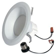 Wh7190 GE 65w Equivalent Reveal Medium Base 6 In. LED Down Light Bulb
