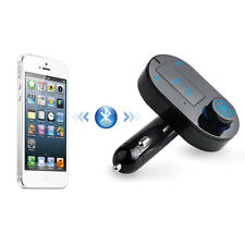 G26 Car Kfz FM Transmitter mit TF USB Slot Bluetooth f iPhone Handy MP3 Player