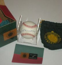 TED WILLIAMS (Red Sox) Signed Official AMERICAN LEAGUE Baseball w/ UDA COA