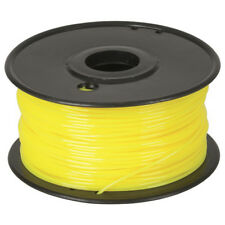 1.75mm Yellow 3d Printer Filament 250g Roll